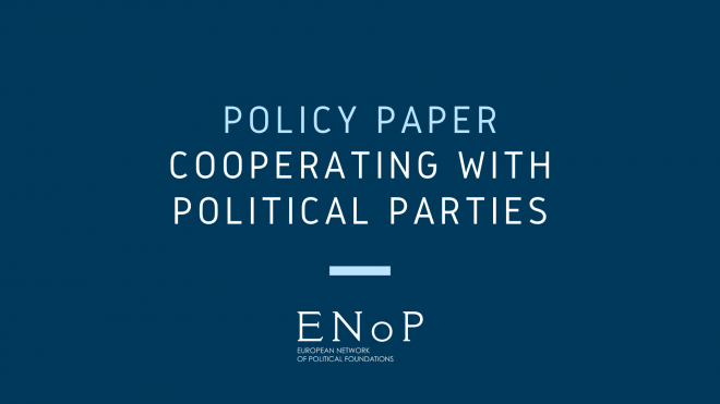 Cooperating with Political Parties Why Does It Matter?