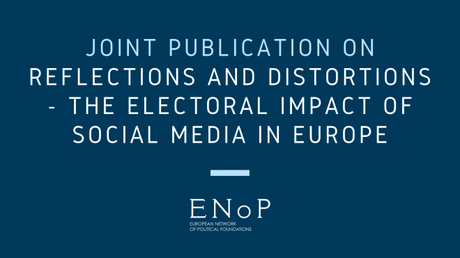 Joint Publication on Reflections and Distortions - The Electoral Impact of Social Media in Europe