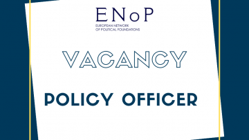 Policy Officer (Maternity Replacement: 01 July 2021 – 15 February 2022)